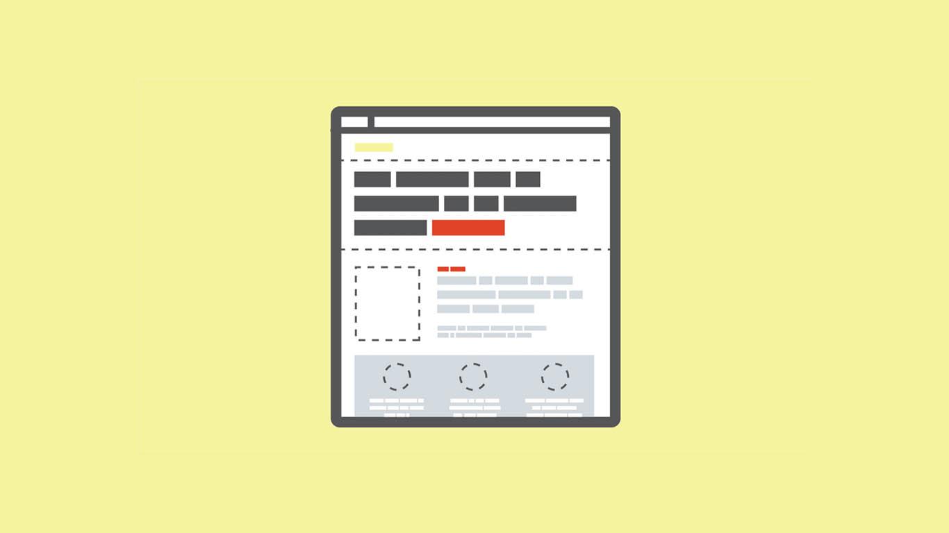 Hierarquia visual em aplicações web