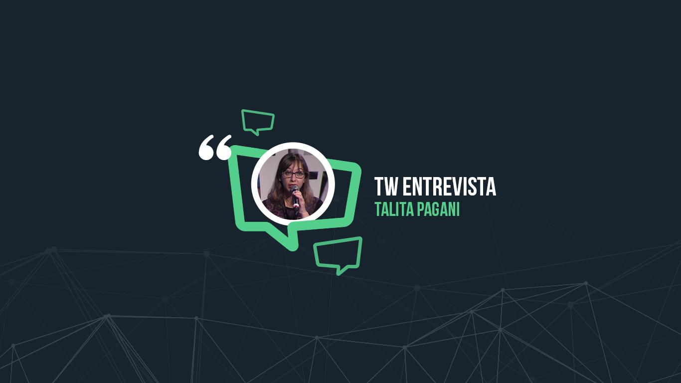 Entrevistas - Talita Pagani