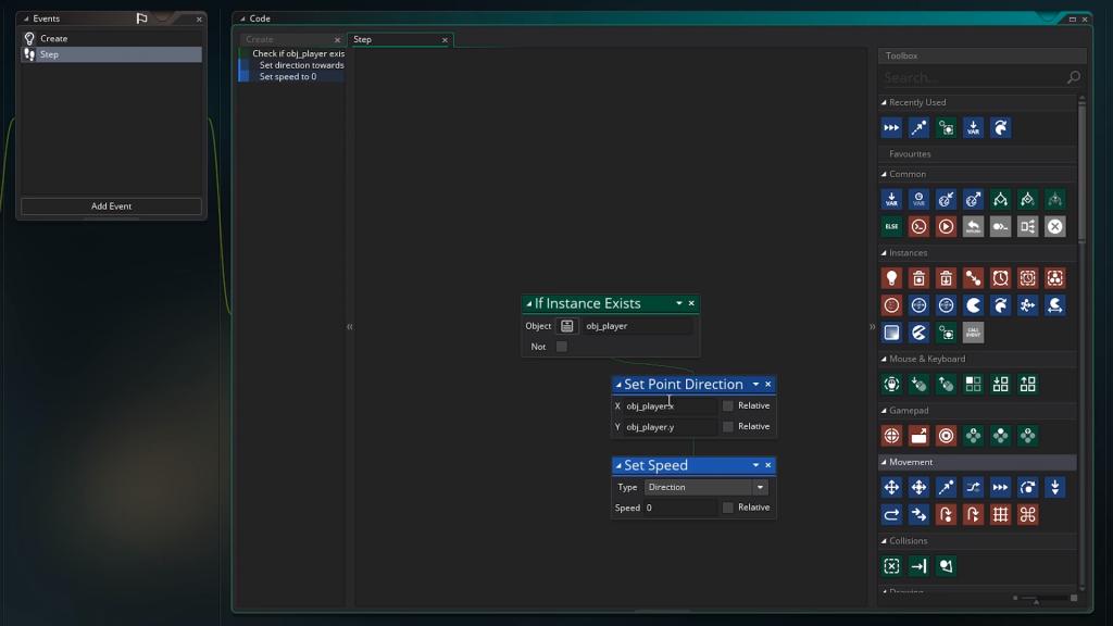 GameMaker IDE