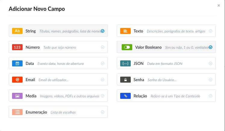 Criando APIs com o Strapi io - Blog da TreinaWeb