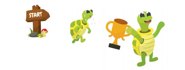 Desenho tartaruga