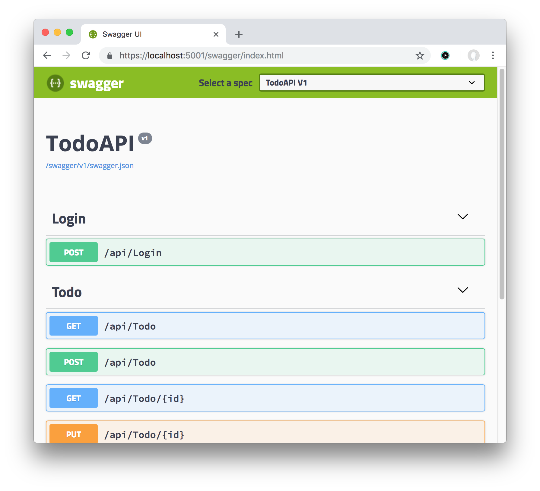 Documentando uma ASP NET Core Web API com o Swagger - Blog