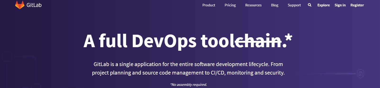 GitLab Cojunto de Software para Gerenciamento