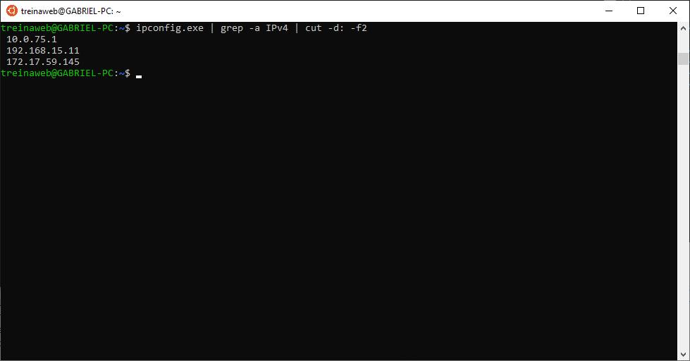 Executáveis do Windows junto com binários Linux