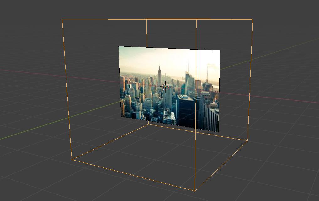 Container 3D de imagem