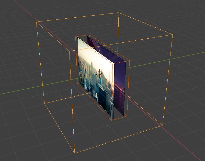Container de imagens 3D
