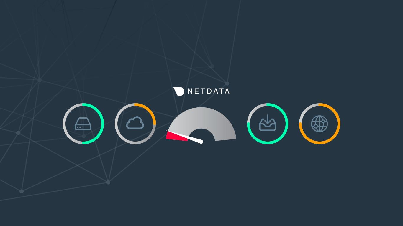 Monitorar servidor em tempo real com o Netdata