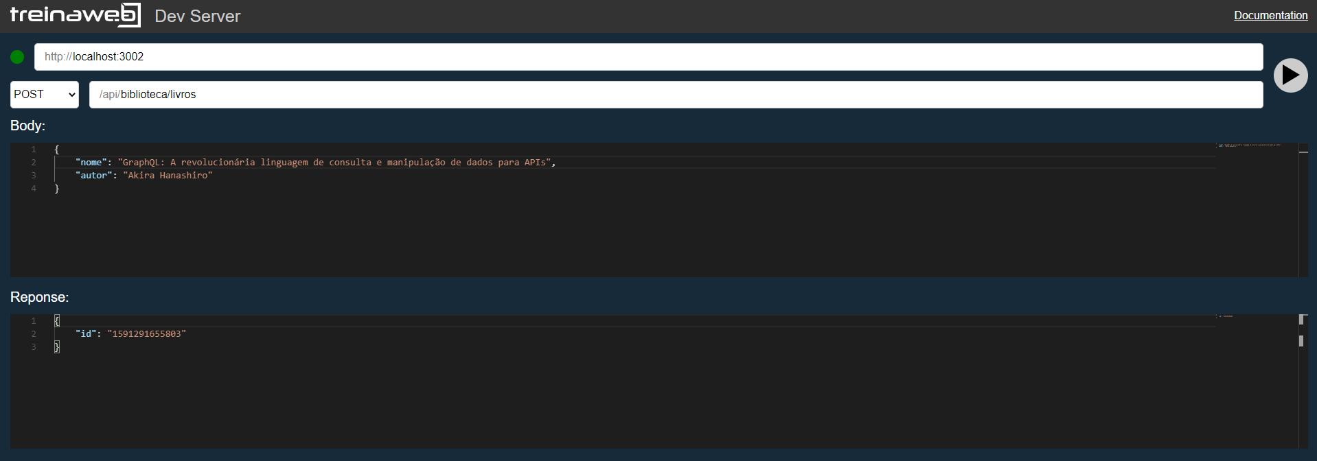 Tw Dev Server - Post