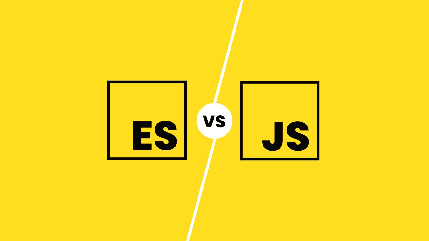 ECMAScript vs JavaScript
