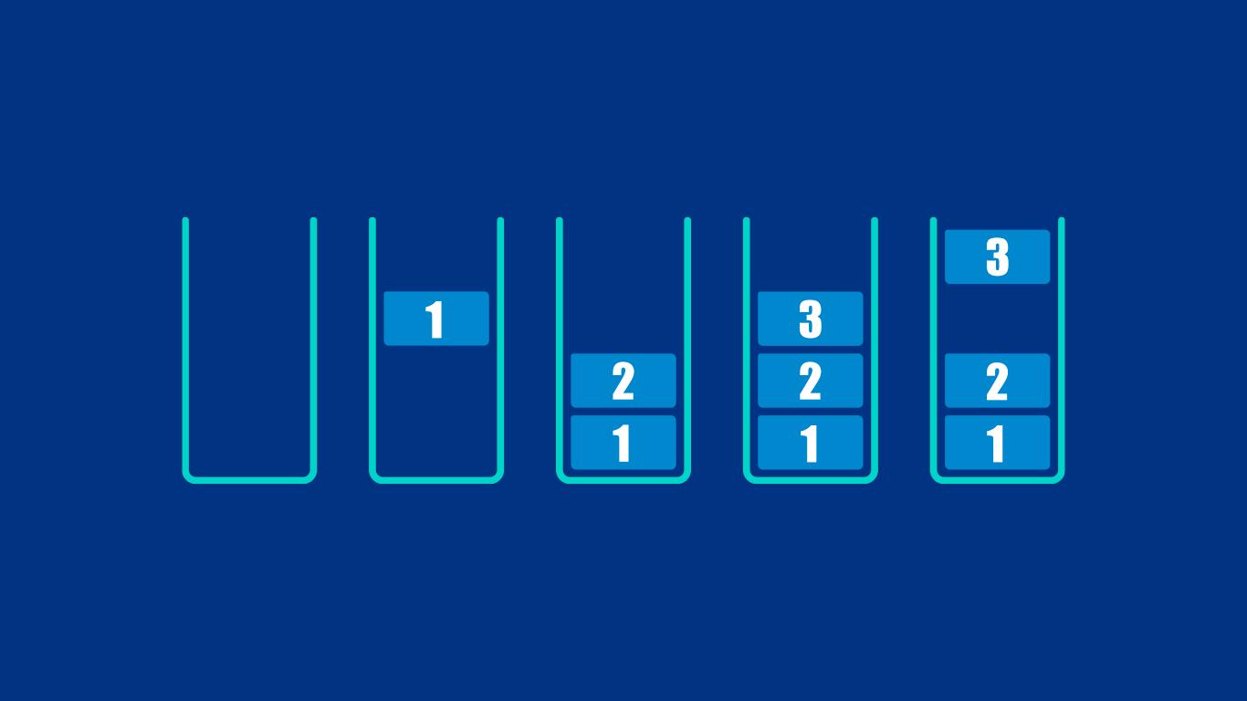 O que é e como funciona a estrutura de dados Pilha