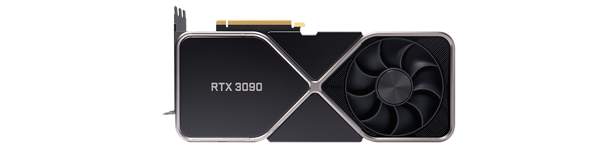 Placa de Vìdeo GeForce RTX-3090